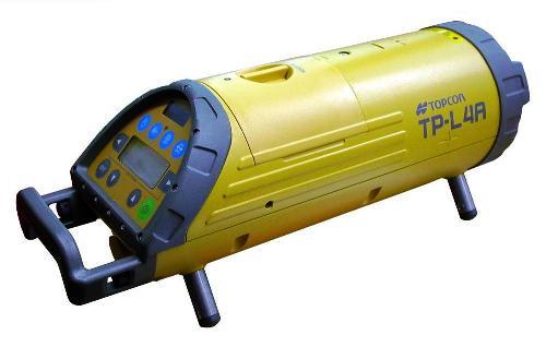 Topcon Tp L4 A Lasers Pour La Construction Du Canal